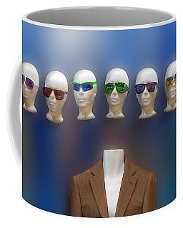 Who Shall I Be Today Coffee Mug