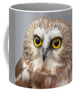 Whoo Me Coffee Mug