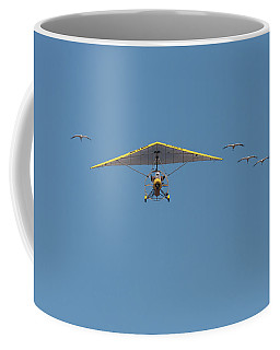 Whooping Cranes And Operation Migration Ultralight Coffee Mug