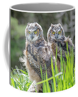 Whoos Watching Me Coffee Mug