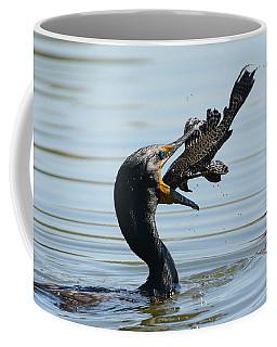 Whopper Coffee Mug by Fraida Gutovich