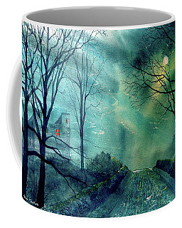Whorlton Castle Coffee Mug