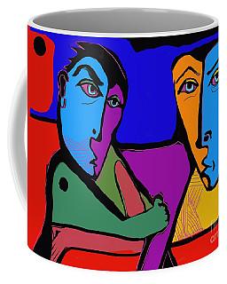 Who's Doing This? Coffee Mug
