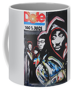 Whos Got Juice Coffee Mug
