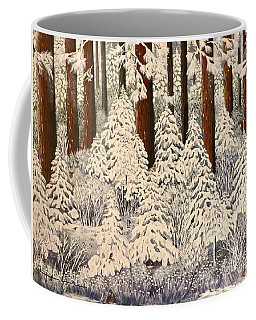 Whose Woods These Are I Think I Know					 Coffee Mug