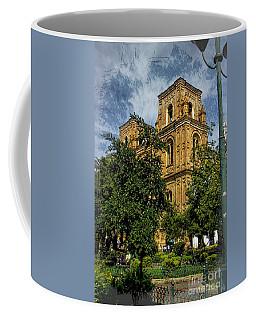 Coffee Mug featuring the photograph Why Do I Live Here? II by Al Bourassa