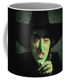Wicked Witch Of The East Coffee Mug