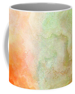 Wide Open - Abstract Art Coffee Mug