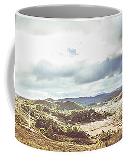 Wide Open Country Australia Coffee Mug