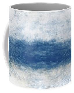 Wide Open Ocean- Art By Linda Woods Coffee Mug