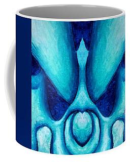 Wide Open  Coffee Mug by Versel Reid