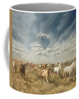 Wide Range Coffee Mug