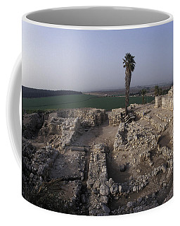 Wide Shot Of The Armagedden Plains Coffee Mug