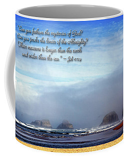 Wider Than The Sea Coffee Mug