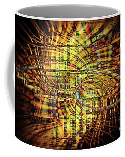 Wigged Out Coffee Mug by Cathy Donohoue