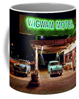Wigwam Motel Coffee Mug