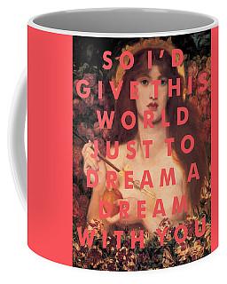 Wilco Lyrics Print Coffee Mug