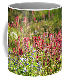 Wild About Wildflowers Coffee Mug