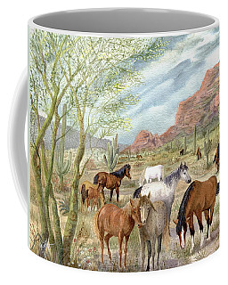 Wild And Free Forever Coffee Mug