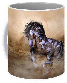 Wild And Free Horse Art Coffee Mug
