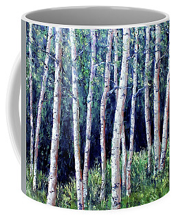 Wild Basin Aspen Coffee Mug