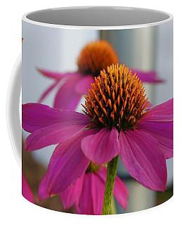 Wild Berry Coneflower Coffee Mug