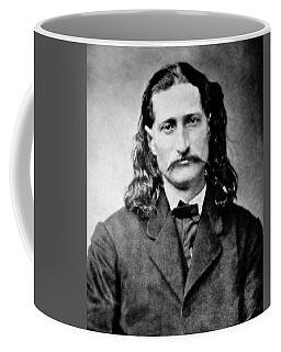 Wild Bill Hickok - American Gunfighter Legend Coffee Mug