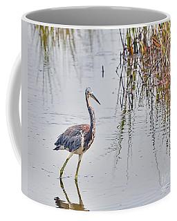 Wild Birds - Tricolored Heron Coffee Mug