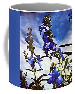 Wild Blue Sage  Coffee Mug