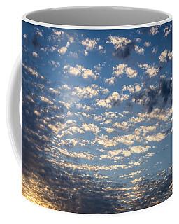 Wild Blue Sunset Coffee Mug