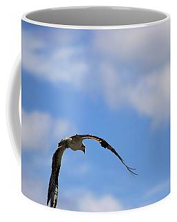 Wild Blue Yonder Coffee Mug