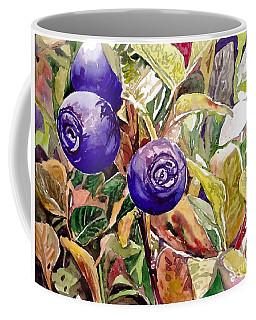 Wild Blueberries Coffee Mug