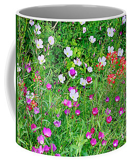 Wild Color Patch Coffee Mug