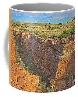 Wild Country Gold Coffee Mug
