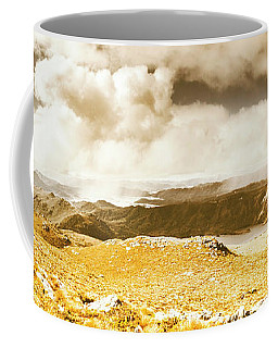 Wild Country Lookout Coffee Mug