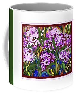 Wild Field Flowers IIi Coffee Mug