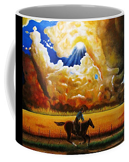 Wild Fire  Coffee Mug