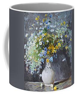 Wild Flowers Coffee Mug