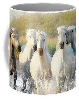 Wild Friends Coffee Mug