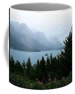 Wild Goose Island In The Rain Coffee Mug