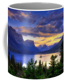 Coffee Mug featuring the photograph Wild Goose Island by Mel Steinhauer