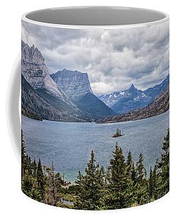 Wild Goose Island Coffee Mug by Ronald Lutz