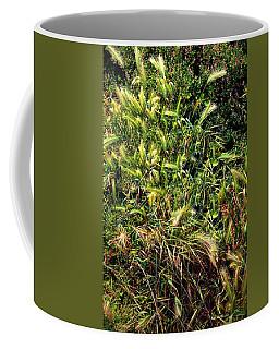 Wild Grass Garden Coffee Mug