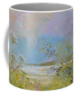 Wild Grasses Of Saugatuck Coffee Mug