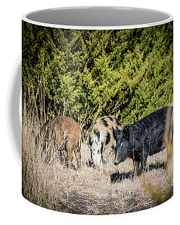 Wild Hogs Coffee Mug