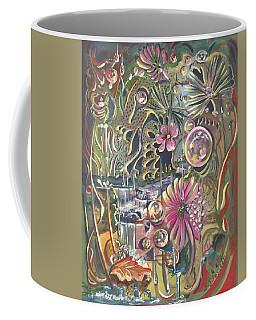 Wild Honeycomb Coffee Mug