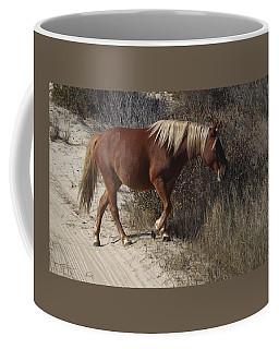 Wild Horse Corolla  Coffee Mug