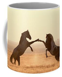 Wild Horse High 5 Coffee Mug