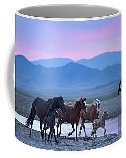 Wild Horse Sunrise Coffee Mug
