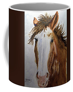 Wild In The Wind Coffee Mug
